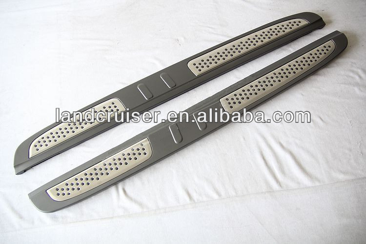 Chevrolet captiva style side step ,running board for captiva