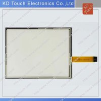 OEM Sensitive Resistive touch screen panel with controller