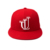 sublimated pattern hip hop printed snapback cap with you 3d logo,Sublimation Printing Snapback Caps/Hats
