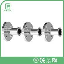 304/316 Sanitary Flange With ferrule Pipe Fitting