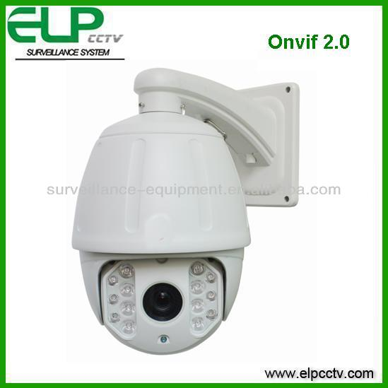 1080P 2.0 megapixel cctv security outdoor ip ptz camera web cam from cctv camera suppliers