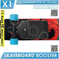 20KM Mileage Skateboard Booster 2016 Surfboard