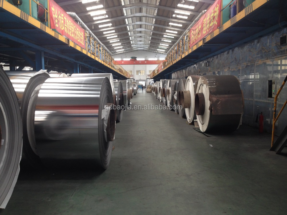 Secondary sus400 410 stainless steel coil/sheet/strip