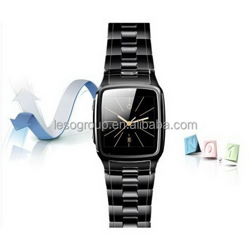 New Stainless Steel Quad Band Wrist TW810+ Watch Phone
