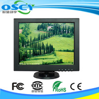 12 inch touch screen hdmi monitor 12 inch LCD monitor with 12 volt