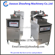 kfc fryer machine/used chicken pressure fryers/kfc fried chicken machine Email:anne@jzhoufeng.com