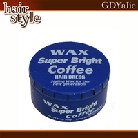 Private label professional fashion organic hair wax for men