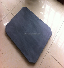 Natural black slate tile/black slate stone/black slate cut to size