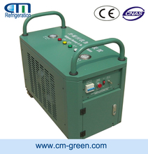 auto Refrigerant Recovery and recycling Machine/unit with oil free