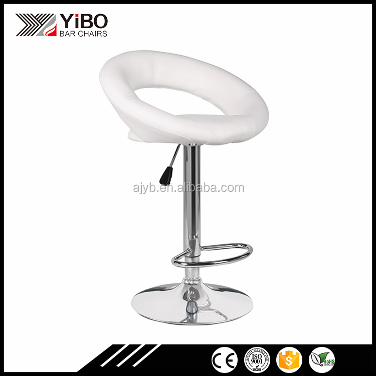 swivel height adjustable no folding chairs hotel furniture