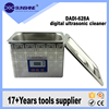 DADI 628A dual power stainless steel digital mini ultrasonic cleaner for jewel