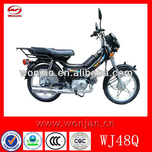50cc cheap gas moped mini motorbike/high quality mini moped for sale (WJ48Q)