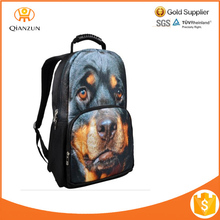 3d dog bags laptop backpack student bookbags school bags backpack