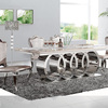 Luxury Morden Marble Top Dining Table