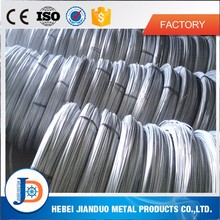 Building Material Iron Rod / Twisted Soft Annealed Black Iron Galvanized Binding Wire