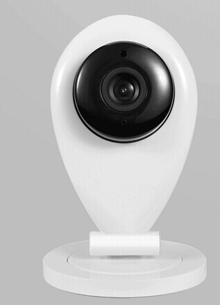 HD Smart home P2P WIFI wireless IP Camera with alarm, Home Use IP Camera baby monitor