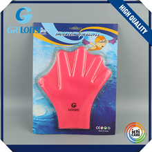 Novelty Durable Water Playing Sport Hand Mixer Paddle Fins Swimming Gloves