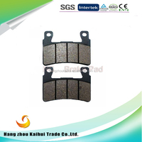 motorcycle brake pads CBR 600 / VTR 1000