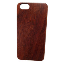 Promotional wood phone case mobile phone accessory for gift