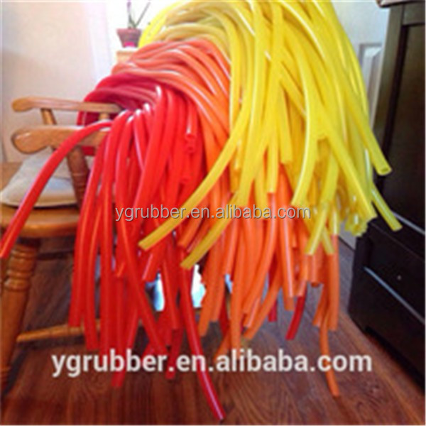 Silicone Cord 3mm 5mm heat resistant rubber strip