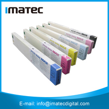 IMATEC Factory Wholesale Compatible Roland 440ML Eco Sol Max Ink Cartridge with better quality than Bordeaux Ink