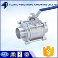 Various Type Factory 3 Inch Stainless Steel Ball Valve