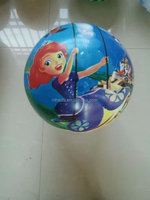 plastic inflatable pvc ball play ball