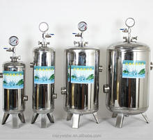 Stainless Steel Water Filter Housing for Water Treatment
