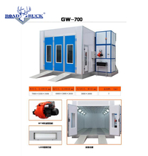 China Alibaba ce popular sale spray booth/car spray paint boots/prep station curtains