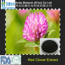 10 Years Gold Supplier High Quality Red Clover Herb Extract