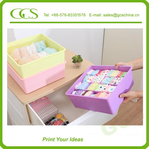 top quality bra storage boxes diy closet organizer systems for living room