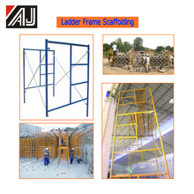 All-around Metal Scaffolding Ladder Frame (Factory in Guangzhou)