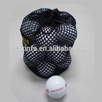 factory manufacture of golf ball shaped bag