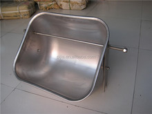 Good quality stainless steel pig feeding trough
