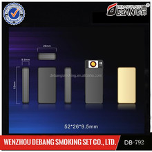 Flameless charging USB cigarette lighter wholesale from china