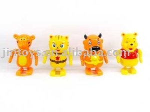 Wind up Toy, Toy Animal(4 Design) -- BD3384