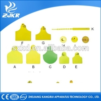 New Products Factory Outlet cattle Ear Tag Without Laser Printing Number