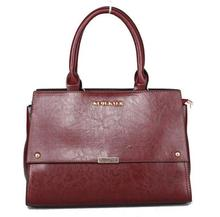 New design hotsale fashion office lady pu vintage hand bag