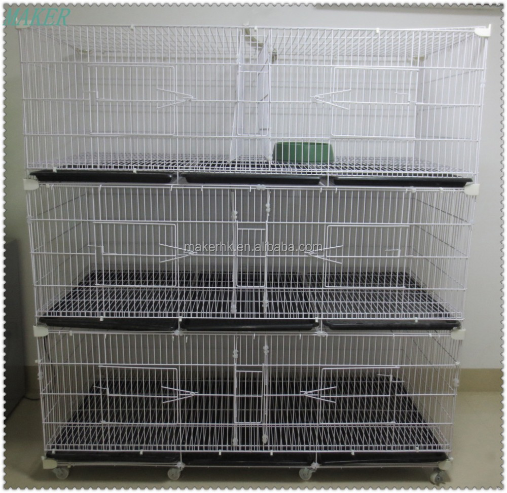 Steel breeding cage for pigeon,multilayer cage
