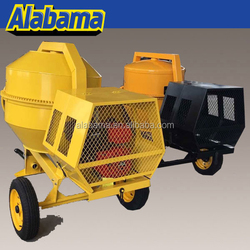 Used Mini Mobile Portable Electric Motor For Small Gearbox Cheap Concrete Mixer Machine Or Sale Prices