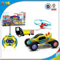 New! 1:18 5ch remote control space car vehicle carring the plane cool car