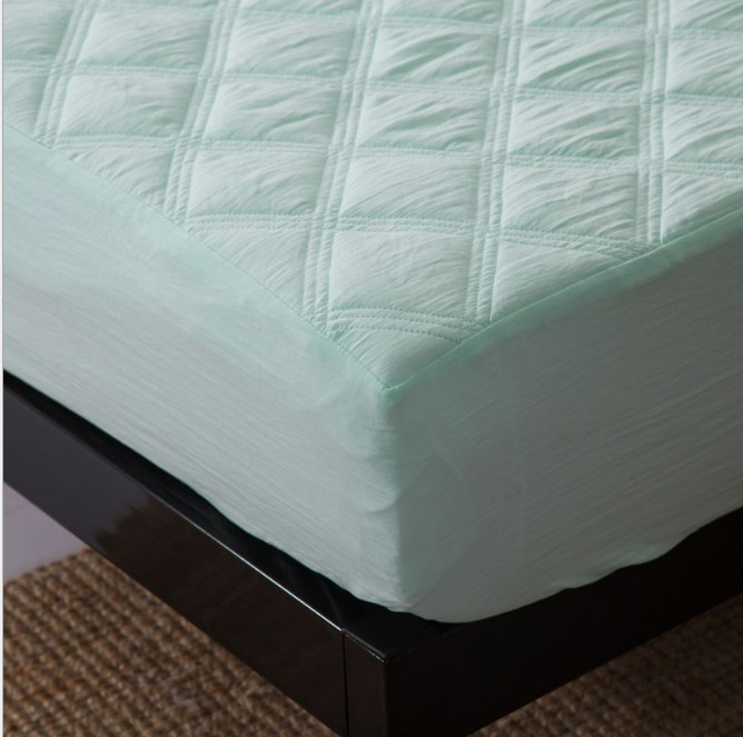 Hot Sale Hotel Quilted Sleep Well Thin Silicone Mattress Pad - Jozy Mattress | Jozy.net