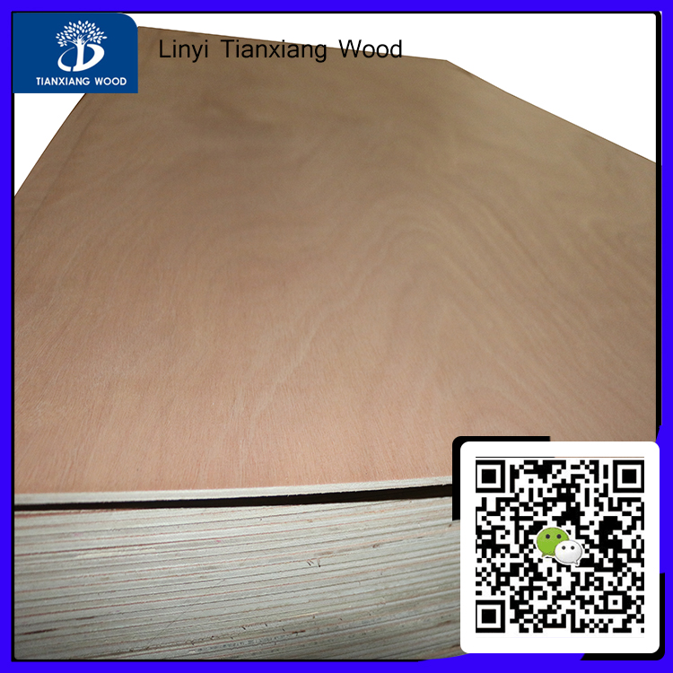 12mm Okoume Face Plywood