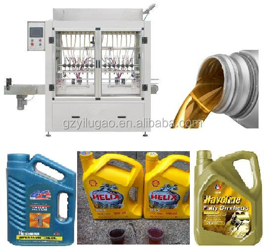 1L to 5L china motor oil filling machine wholesale manufacturers