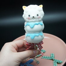 TPR squishies sheep sweets food squeeze stretchy dango toy