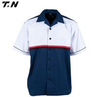 Sublimation Racing Team Pit Crew Shirts Wholesale