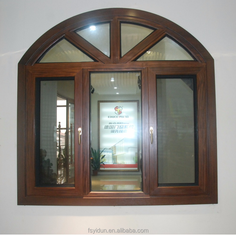 brown aluminum windows price of aluminium sliding window