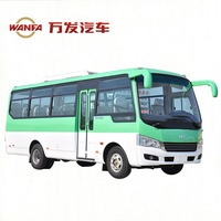 JAC Electric Shuttle Bus 23 Passengers