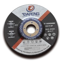 5 Inch Abrasive grinding wheel for metal