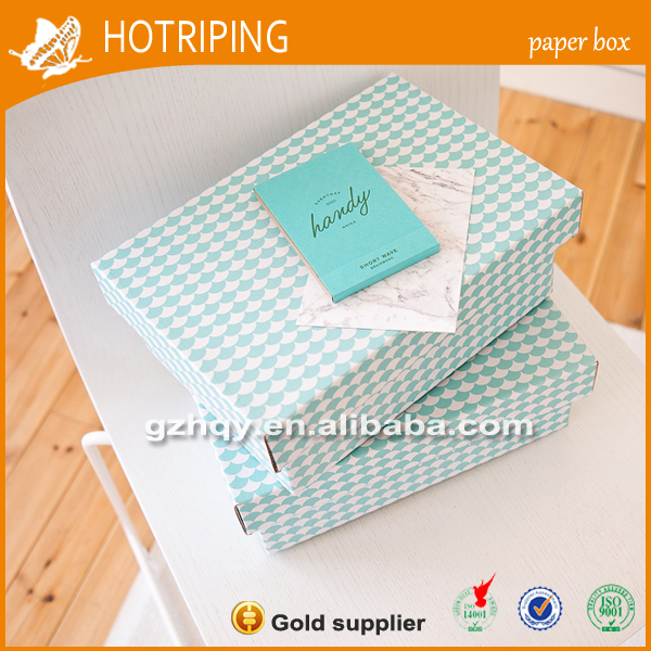 New product paper packaging box popular style packaging box using the gift packaging china new impala granite